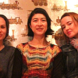 Amy Tsilemanis, Leanne Hall & Emah Fox